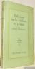 Réflextions sur la vieillesse et la mort. Collection Les Cahiers Verts - 37.. JOUHANDEAU, Marcel