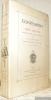 Les confessions. Traduction nouvelle avec introduction par Edmond Saint-Raymond, illustrées de huit eaux-fortes composées et gravées par Adolphe ...