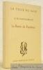 Le Baron du Puydreau. Collection La folie du sage, n.° 6.. CHATEAUBRIANT, A. de.