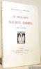 Le Soliloque de Maurice Barrès. Collection Bibliothèque du Bibliophile, Série Jeunes, n.° 7.. BENJAMIN, René.