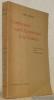 Conférences sur l'architecture et la peinture traduites de l'anglais et annotées par E. Cammaerts. L'éloge du gothique - Turner et son oeuvre - Le ...