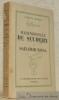 Mademoiselle de Scudery & Salvator Rosa. Traduit de l'allemand par Loève-Veimars. Illustré par François-Martin Salvat, 22 gravures sur bois don 3 ...