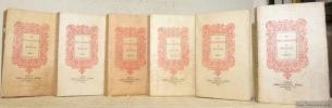 Le Décameron de Boccace. Traduction complète par Antoine Le Maçon secrétaire de la Reine de Navarre (1545). Collection Petite Bibliothèque ...