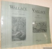 Wallace. Volume 2 and Volume 3. By Musashino Insectarium..
