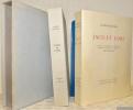 Jaco et Lori. Orné de compositions originales gravées à l'eau-forte et au burin par Edy Legrand.. BAINVILLE, Jacques.