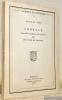 Copeaux. Nouvelles traduites du finnois par Maurice de Coppet. Collection Cahiers de Finlande, V.. AHO, Juhani.