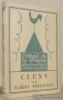 Cluny. Frontispice de C. Lebreton. Collection Portrait de la France, n.° 8, deuxième série.. THIBAUDET, Albert