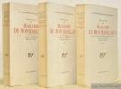 Histoire de Madame de Montbrillant. Texte intégral publié pour la première fois avec une introduction, des variantes, des notes et des compléments par ...