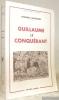 Guillaume le Conquérant. Traduit de l'anglais par S. M. Guillemin. Collection Bibliothèque Historique.. SLOCOMBE, Georges.