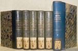Voltaire et la société au XVIIIe siècle. Tome I: La jeunesse de Votaire, deuxième édition. Tome II: Voltaire à Ciry, deuxième édition. Tome III: ...