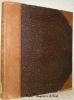 Fribourg artistique à travers les Ages. Publication des Sociétés des Amis des Beaux-Arts & des Ing. & Arch. 1890-1914. Années 1912-1913 et 1914 ...