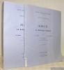 Aliki, II: La Basilique double. Avec la collaboration de Luc Buchet. 2 Volumes: Texte et Planches. Ecole Française d'Athènes, Etudes Thasiennes X.. ...