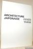Kenzo Tange. Un classique de l'architecture moderne. Architecture japonaise..