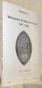Bibliographie d'histoire de Tournai, 1977 - 1985. Une bibliographie informatisée au CETEDOC. Tornacum 2 - Etudes interdisciplinaires relatives au ...