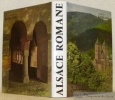Alsace Romane. Introduction de Hans Haug. Texte et plans de Robert Will. Traduction anglaise de Paul Veyriras et Michael Z. L. Issacharoff. ...
