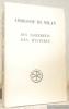 Des sacrements des mystères. Textes établi, traduit et annoté par Dom Bernard Botte. Collection Sources Chrétiennes, n.° 25.. AMBROISE DE MILAN.