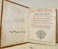 Nouveau Dictionnaire François, contenant generalement tous les Mots, Anciens et Modernes de la Langue Françoise, ses Façons de Parler Propres, ...