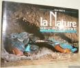 La Nature sur le pas de la porte. Photographies et textes de Michel Ribette. Préface de Jean-Marie Pelt.. RIBETTE, Michel.