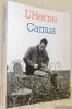 Albert Camus. L'Herne. Cahier dirigé par Raymond Gay-Crosier et Agnès Spiquel-Courdille.. CAMUS, Albert.