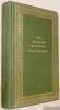 Avec l'Empereur de Moscou à Fontainebleau. Edition préparée et présentée par Christian Melchior-Bonnet. Notes de Jean Hanoteau. Collection Mémoires ...