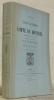 Souvenirs du Comte de Montbel, ministre de Charles X, publiés par son petit-fils. Avec un portrait en héliogravure. Deuxième édition.. MONTBEL, Guy ...