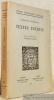 Textes inédits. Avec une introduction de Jeanine Moulin. Collection Textes Littéraires Français.. APOLLINAIRE, Guillaume.