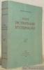 Petit Dictionnaire Stendhalien.. MARTINEAU, Henri.