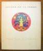Autour de la pomme. Manuel suisse de pomologie. Traduit de l'allemand par Sadi - A. Jaquier..