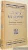 Je suis un homme. Traduit de l'américain par Victor Llona. Collection de la Revue Européenne, n.° 37.. ANDERSON, Sherwood.
