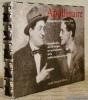 Apollinaire enregistré et filmé en 1914. Reproduction des 50 images en reconstitution de la petite machine animée..