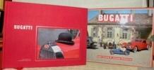 Bugatti. Histoire illustrée des voitures de Molsheim.. Conway, Hugh. - Greilsamer, Jacques.