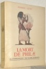La mort de Philae. Illustrations de Henri Deluermoz.. LOTI, Pierre.