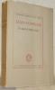 Le Grand Meaulnes. Avec une introduction de Jean Marteau et un portrait au pinceau de Paul Monnier. Collection Classiques Français du XXe siècle.. ...