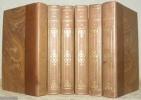 L'Histoire de Don Quichotte de La Manche. Première traduction française par C. Oudin et F. de Rosset avec une préface par E. Gebhart. Dessins de J. ...