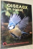 Oiseaux en Suisse.. Burkhardt, Marcel. - Schmid, Hans.