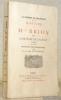 Histoire de Mlle Brion dite Comtesse de Launay (1754). Introduction, essai bibliographique par Guillaume Apollinaire. Collection Le Coffret du ...