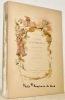 Voyage sentimental en France et en Italie. Traduction de Emile Blémont. Illustrations de Maurice Leloir comprenant 220 dessins dans le texte et 12 ...
