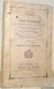 Recueil de fac-similé de toutes espèces d'Ecritures Française et Anglaise pour exercer à la Lecture des Manuscrits et des Ecritures difficiles. ...