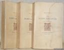 Les sept discours touchant Les dames galantes. Publiés sur les manuscrits de la Bilbiothèque nationale par Henri Bouchot. Dessins d'Edouard de ...