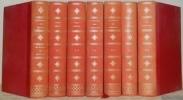 4 Titres reliés en 7 volumes. 1. Aux sources de Balzac. Les Romans de jeunesse. Préface par Jean A. Ducourneau. 2. Wann-Chlore. Tome premier et tome ...