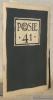 Poèsie 41, ancienne revue des Poètes-casqués. N.° 2, decembre 1940 - janvier 1941..