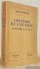 Histoire de l'Europe des invasions au XVIe siècle. 5e Edition.. PIRENNE, Henri.