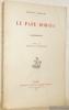 Le Pape Borgia, Alexandre VI. Traduit par Francis de Miomandre.. FERRARA, Orestes.