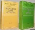 Souvenirs sans retouche.Changements de décors. 2 Volumes.. Jaspar, Marcel-Henri.