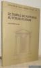 Le temple de Portunus au Forum Boarium. Collection de l'école française de Rome - 199.. ADAM, Jean-Pierre.