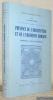 Présence de l'architecture et de l'urbanisme romains. Hommage a Paul Dufournet. Collection Caesarodunum XVIII bis.. CHEVALLIER, R.