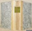 Trois ans en Asie (de 1855 à 1858). 2 Volumes.. Gobineau, Comte de.