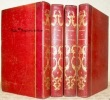 Oeuvres complètes de P. J. Béranger. Edition unique revue par l'auteur, ornée de 104 vignettes en taille-douce dessinées par les peintres les plus ...