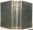 Voyage du Jeune Anacharsis en Grèce vers le milieu du IVe siècle avant l'ère vulgaire. 3 Volumes complets.. BARTHELEMY, J.-J.