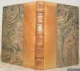Les parisiens comme ils sont, 1830 - 1846. Suivi du Traité de la vie élégante. Introduction et notes de André Billy. Collection Témoignages, n.° 6.. ...